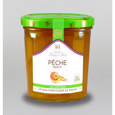 CONFITURE DE PECHE AU FRUCTOSE