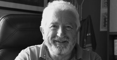 Portrait Jean Bernard Othax : co-fondateur et directeur des ventes