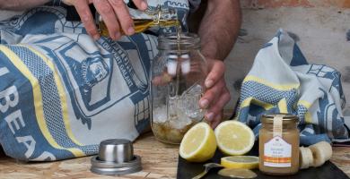 Recette cocktail banane rhum